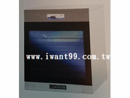 iW-009 九段(中孔)LED單層單門