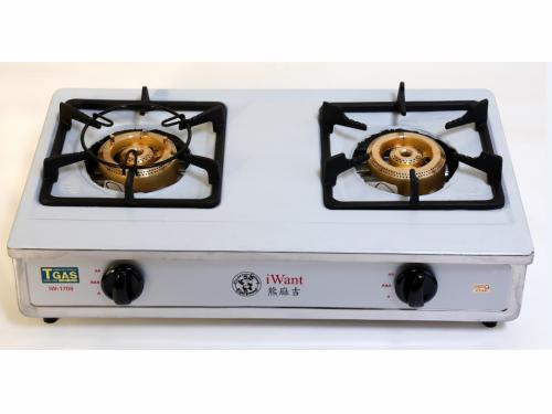 iW-1705 雙環銅爐頭(璦旺)